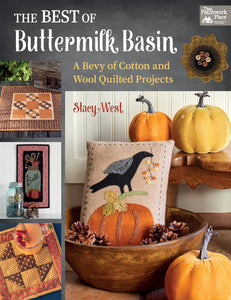 The Best of Buttermilk Basin by Stacy West