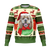 Custom Christmas Sweater for Dog Owners - 010