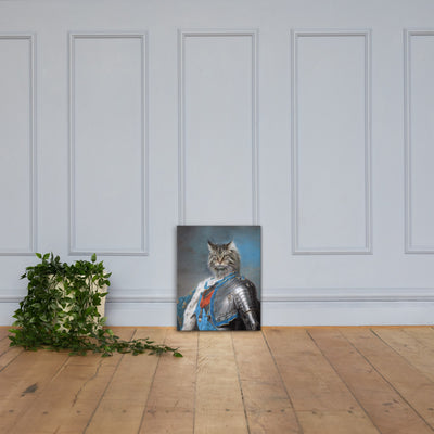 The Duke of Wonderfurr Custom Pet Portrait