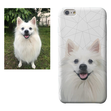 Custom Designed Pet Phone Case