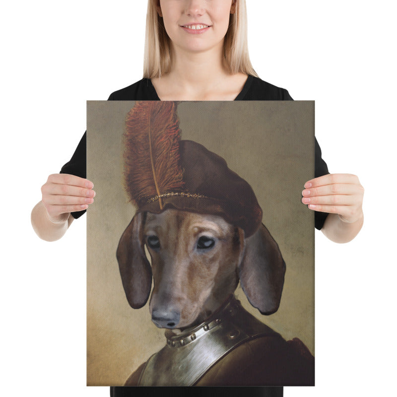 Le Artist Custom Pet Portrait