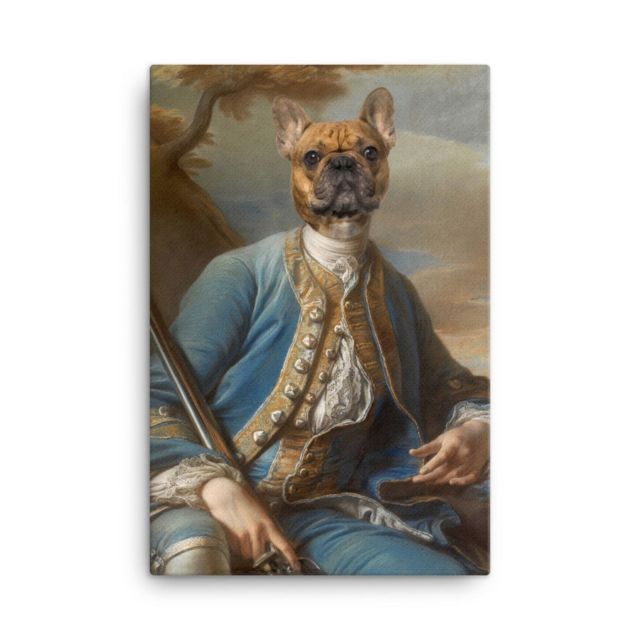 Lordship of Furrwayna Custom Pet Portrait