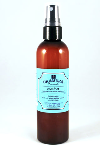 Comfort Leave In Conditioner - Okamura Farmacopia
