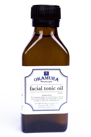 Facial Tonic Oil