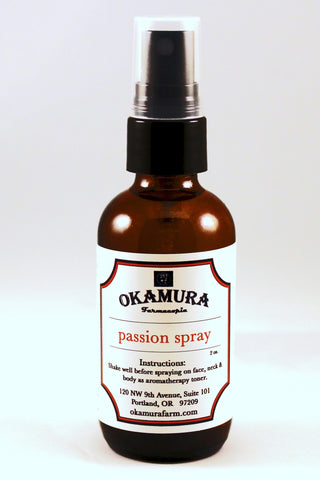 Passion Spray - Okamura Farmacopia