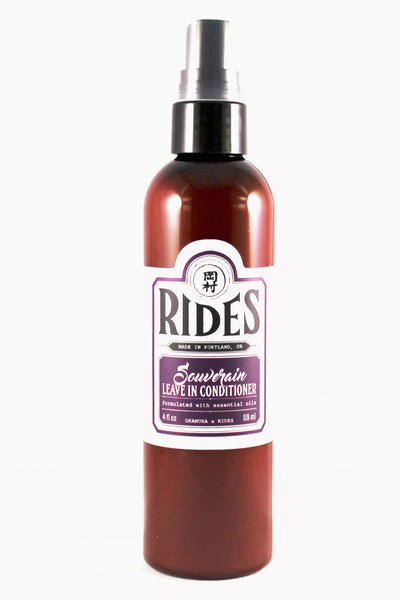 RIDES Souverain Leave In Conditioner - Okamura Farmacopia