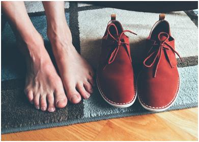 Shoe Size Guide: The Shape of Your Feet