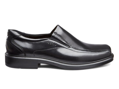Ecco 050134 in Black Leather outer view