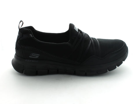 Skechers 12004 in Black outer view