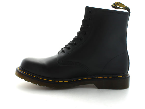 Dr. Martens 1460z in Black Leather inner view