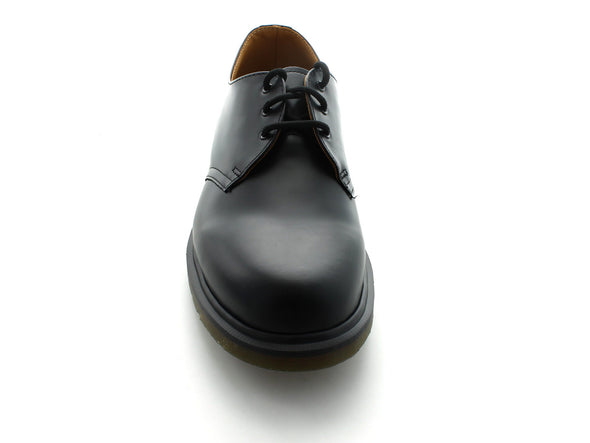 Dr. Martens 1461 in Black Leather front view