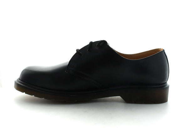 Dr. Martens 1461 in Black Leather inner view