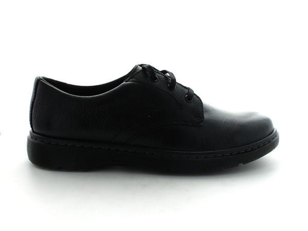 Dr. Martens 1480 Andre in Black Leather outer view