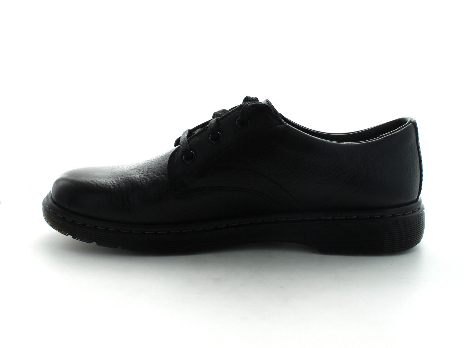 Dr. Martens 1480 Andre | Laced Shoes | Black Leather – Walsh