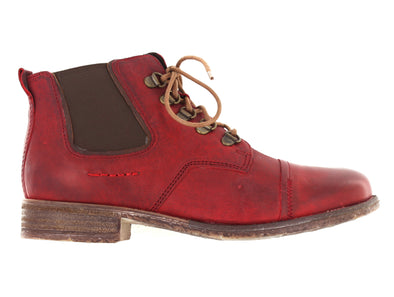 Josef Seibel 99606 in Rot- Kombi outer view
