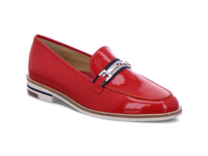 Ara 31238 in Red Patent outer view