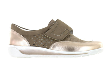 Ara 12-31023 in Taupe Leather outer view