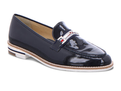 Ara 12-31238 in Navy Partent outer view