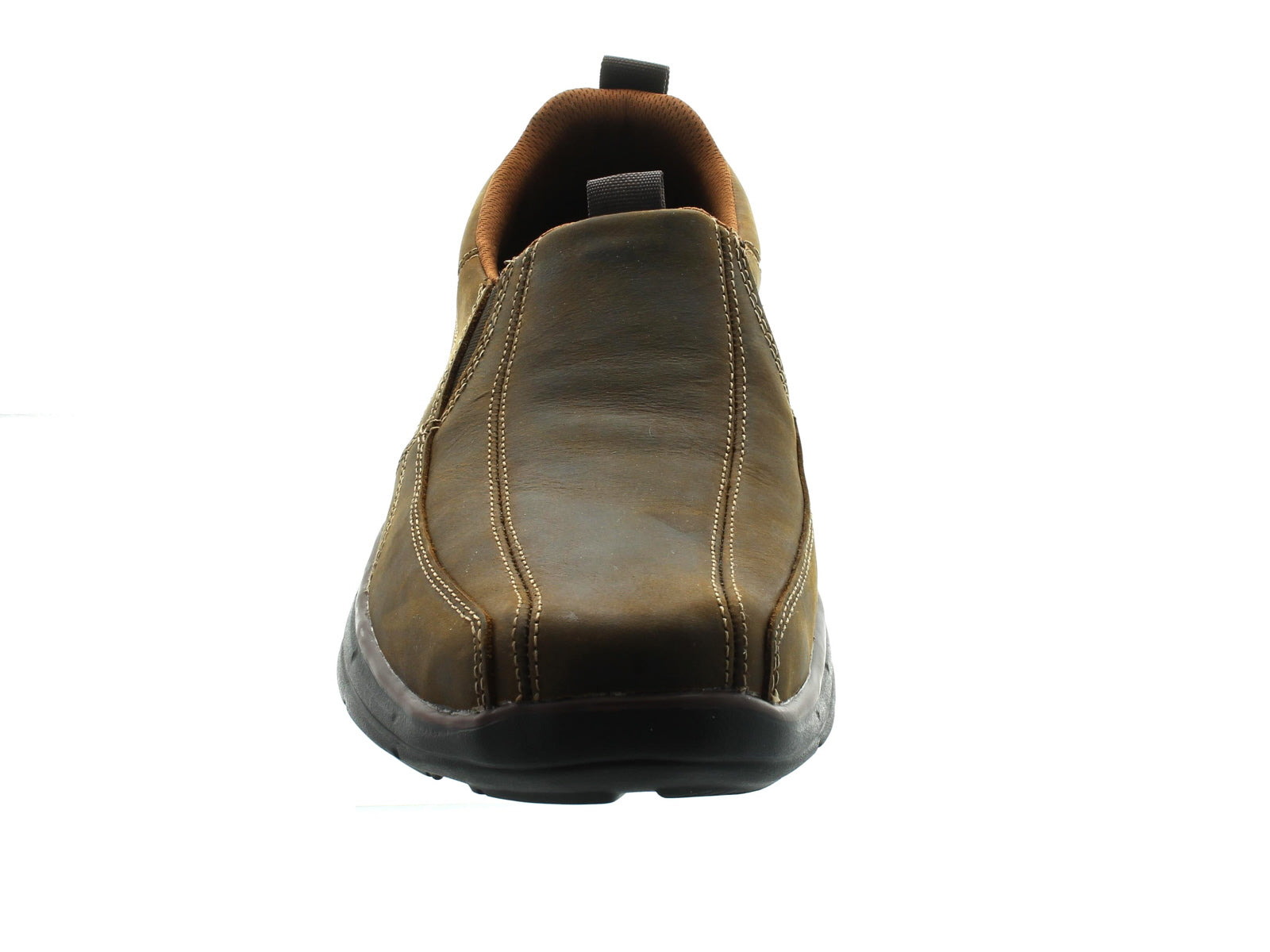 Skechers 64503 in Brown front view