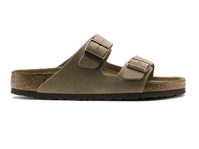 Birkenstock Arizona in Taupe outer view