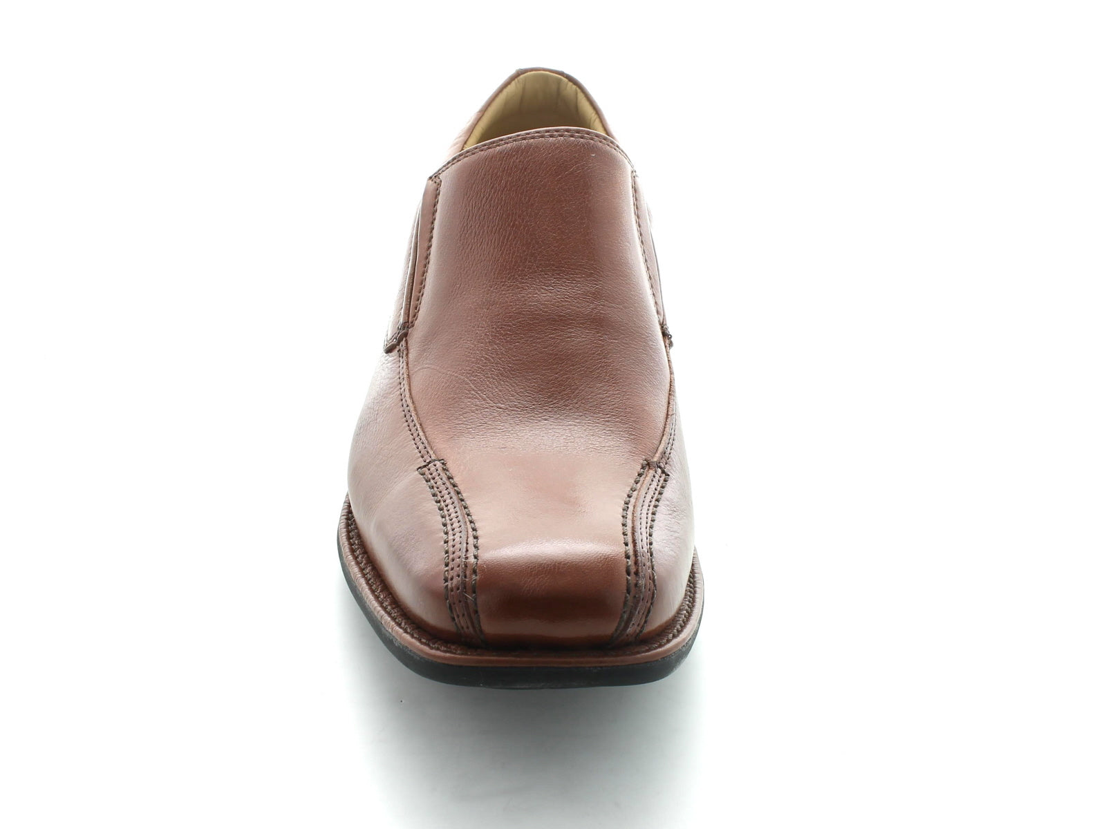 Anatomic & Co Belem in Tan Leather front view