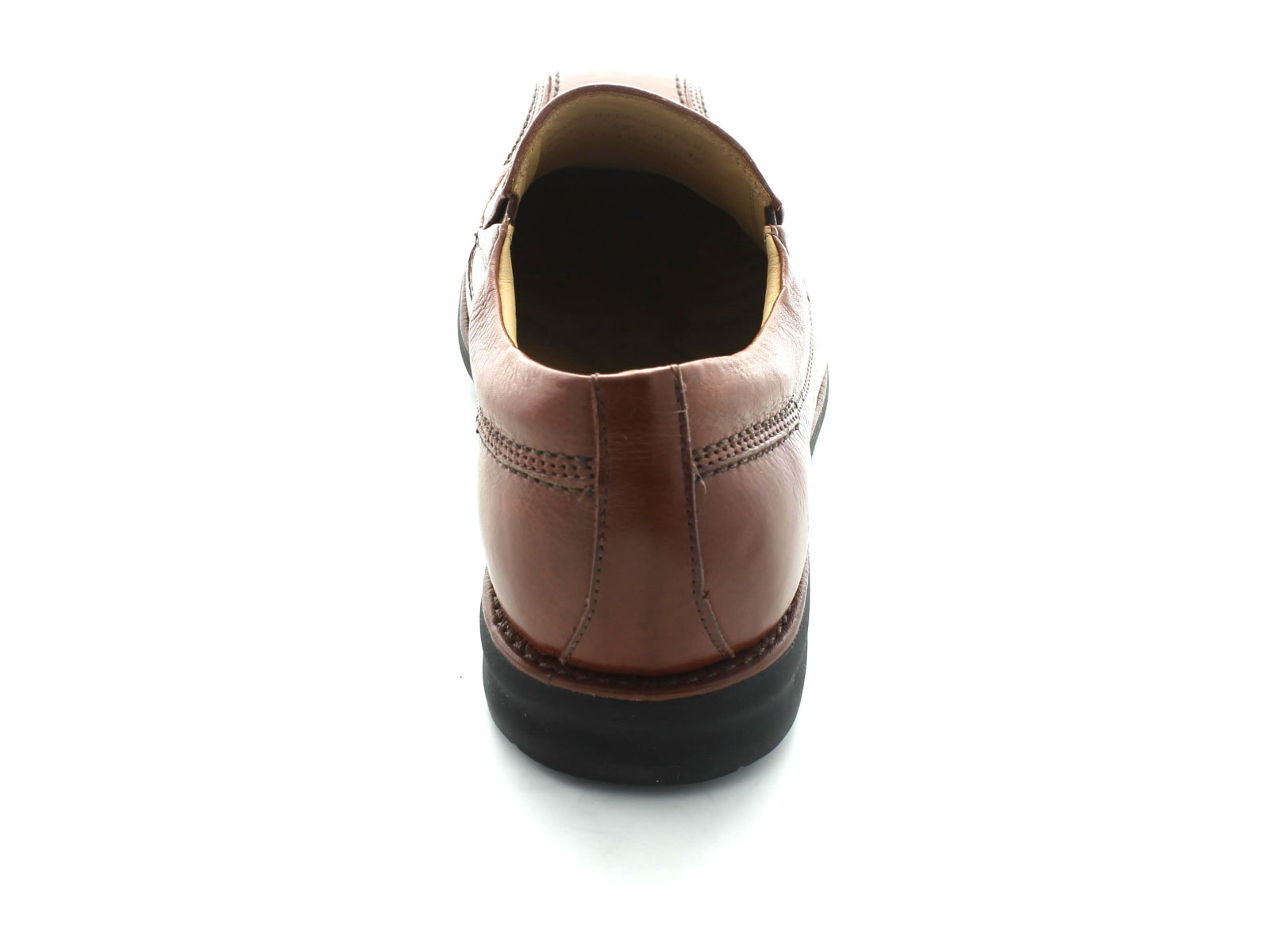Anatomic & Co Belem in Tan Leather back view