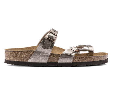 Birkenstock Mayari in Graceful Taupe outer view