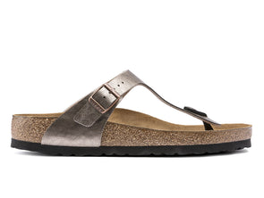 Birkenstock Gizeh in Graceful Taupe outer view