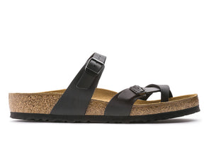 Birkenstock Mayari in Black outer view