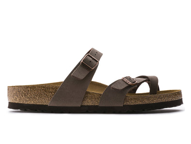 Birkenstock Mayari in Mocca outer view