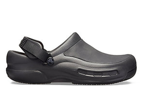 Crocs Bistro Pro Clog  in Black outer view