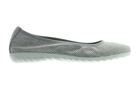 Caprice 22142 in Grey Strut outer view