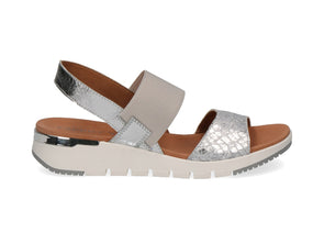 Caprice 28701 in Silver outer view