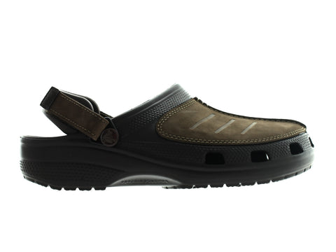 Crocs Yukon Mesa in Brown outer view