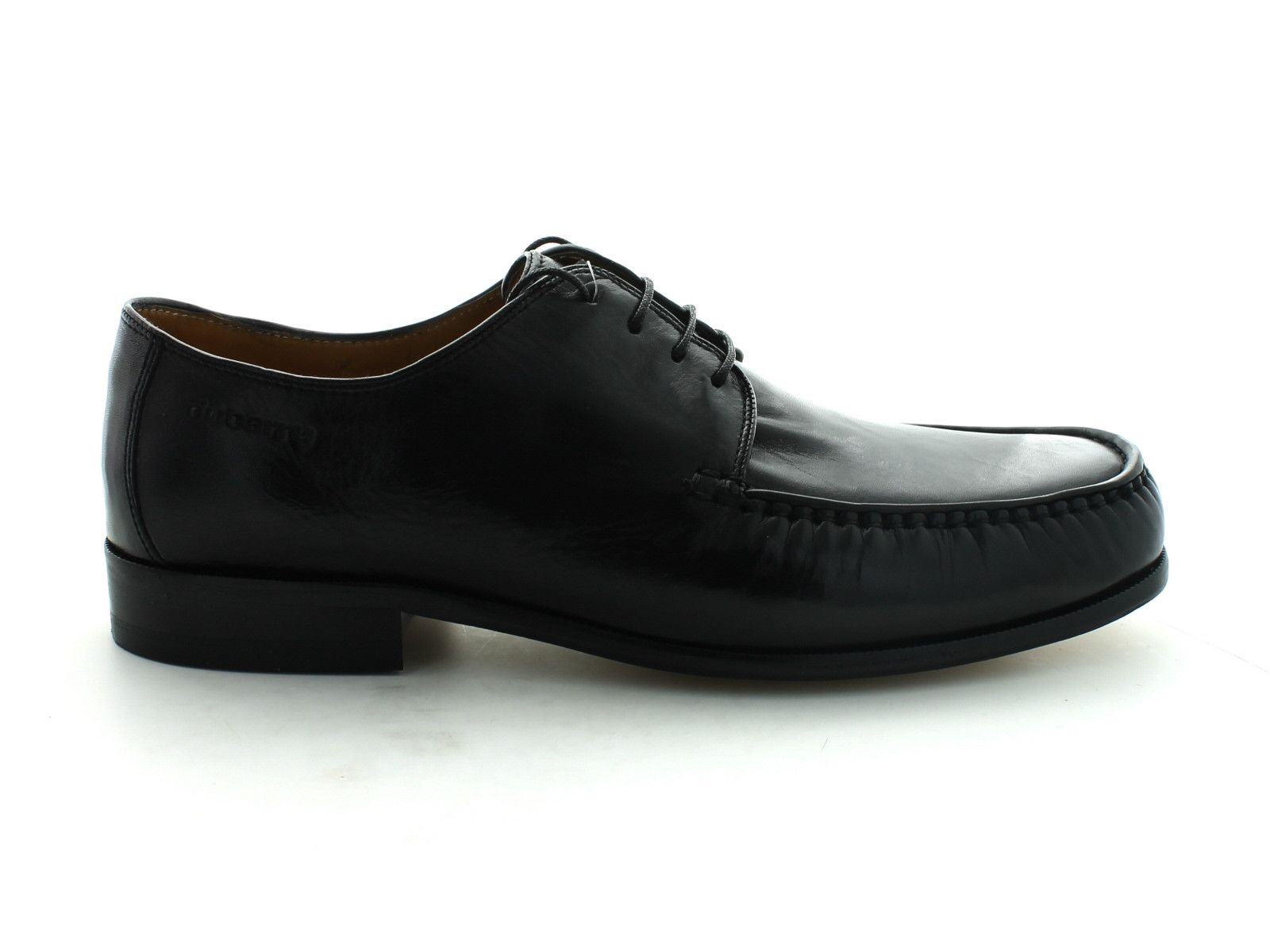 Dubarry Denver in Black Leather outer view