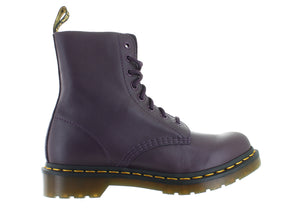 Dr Martens 1460 Pascal purple outer view