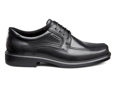Ecco Helsinki 050104 Formal Shoe in Black Leather outer view