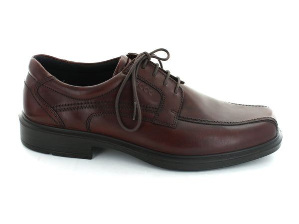 Ecco Helsinki 050104 Formal Shoe in Cocoa Brown Leather outer view