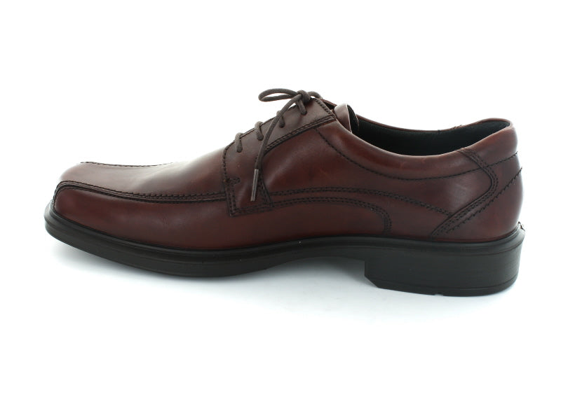 Ecco Helsinki 050104 Formal Shoe in Cocoa Brown Leather inner view