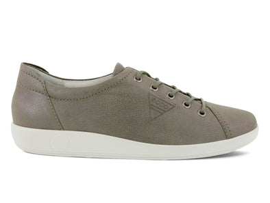 Ecco Soft 2.0 206503 in Sage outer view