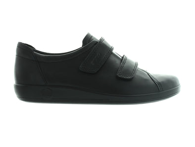 Ecco 206513 Soft 2.0 in Black outer view