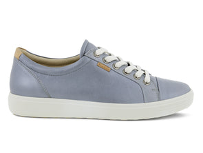 Ecco Soft 7 W 430003  in Grey Blue outer view