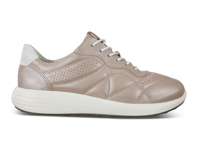 Ecco Soft 7 Runners W 460663 in Pearl outer view