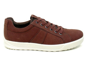 Ecco Byway 501584 in Chocolate outer view