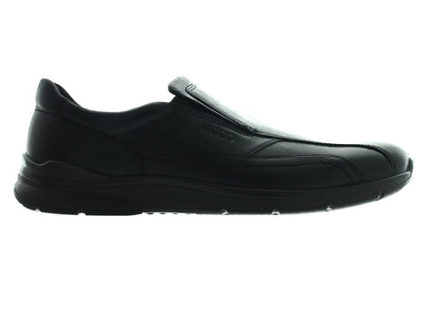 Ecco Irving 511524 in Black outer view