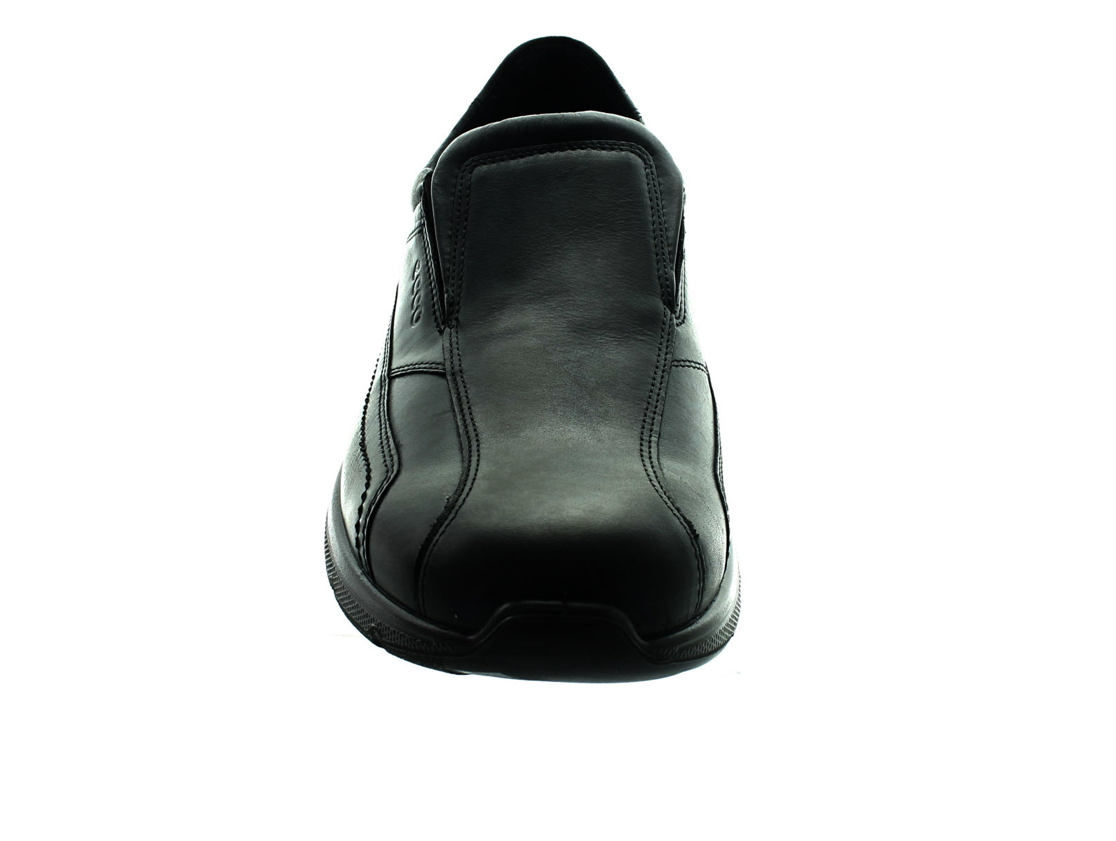 Ecco Irving 511524 in Black front view