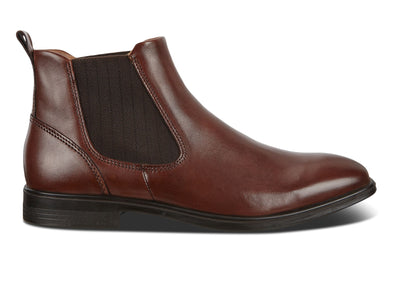 Ecco Melbourne 621854 in Cognac outer view