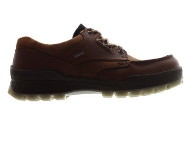 Ecco Track 25 831714 in Bison outer view