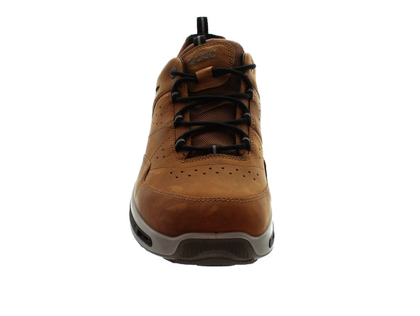 Ecco Cool Walk 833204 in Amber front view