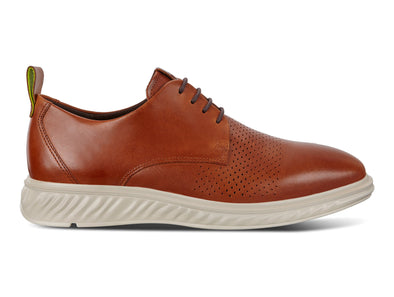 Ecco St.1 Hybrid Lite brown outer view